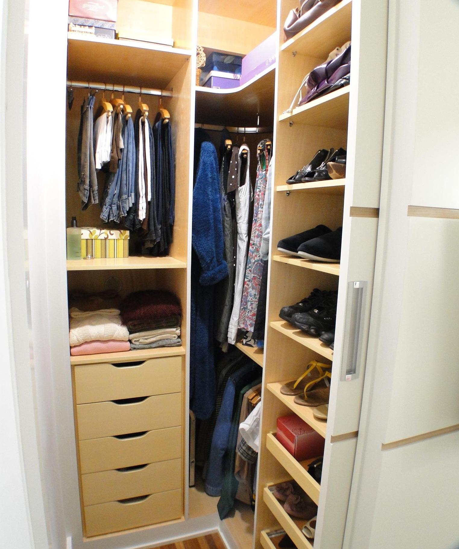 Modelos de closet: 80 ideias para você pensar no seu projeto