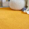 Tapete de crochê redondo: 100 ideias e tutoriais incríveis para fazer em casa