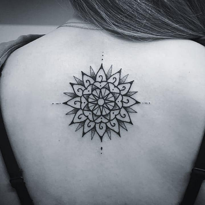 Tatuagem De Mandala 60 Ideias Com O Símbolo Repleto De Significado