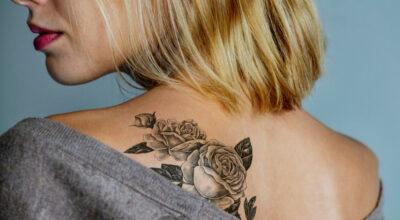 123 ideias incríveis de tatuagens de rosas para você se inspirar