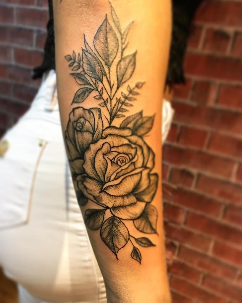 Tatuagem De Rosas 123 Ideias Incriveis Para Voce Se Inspirar