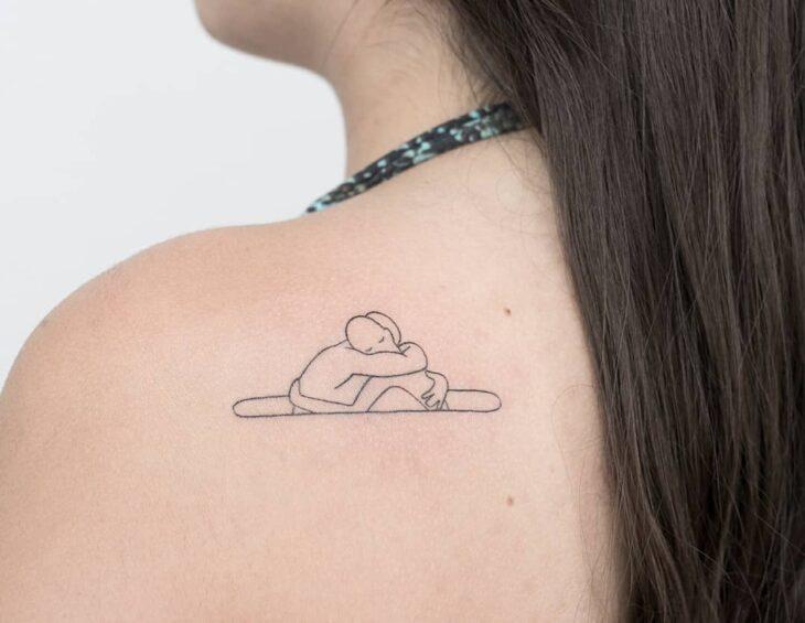 Tatuagem Feminina Nas Costas 200 Fotos Apaixonantes A 90 border=