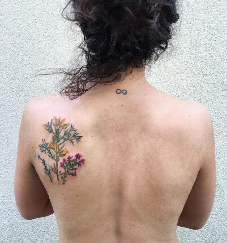 Tatuagem Feminina Nas Costas 200 Fotos Apaixonantes A 90 E Incrivel