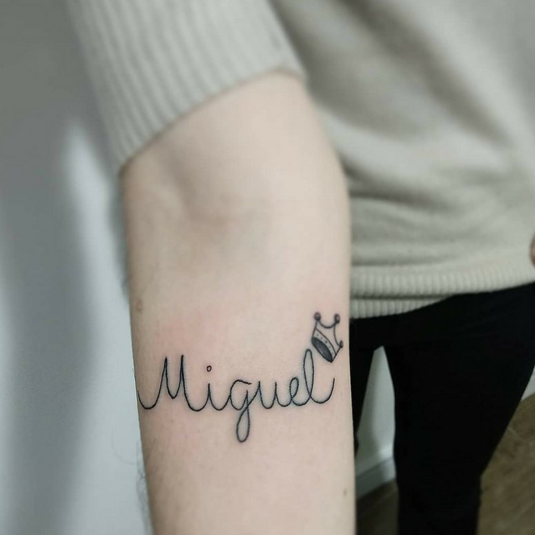 Tatuagem Para Filhos 90 Ideias Para Gravar Seu Amor De Mãe