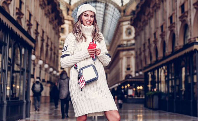 5c013ada0 Vestido de inverno: 72 modelos estilosos e quentinhos