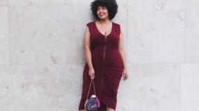 Vestido marsala: 70 modelos para você arrasar com a cor que é tendência
