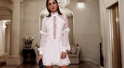 Vestido para casamento civil: 80 modelos apaixonantes para esse dia especial