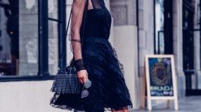 70 maneiras de incluir o vestido preto curto em seu estilo