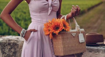 Vestido rose: 70 maneiras para incluir essa peça no seu guarda-roupa
