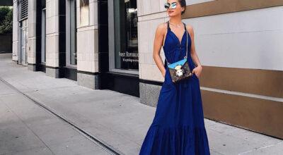 Vestidos longos simples: 80 modelos para você usar em diversas ocasiões