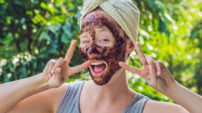 10 receitas de esfoliação com café para pele e cabelos