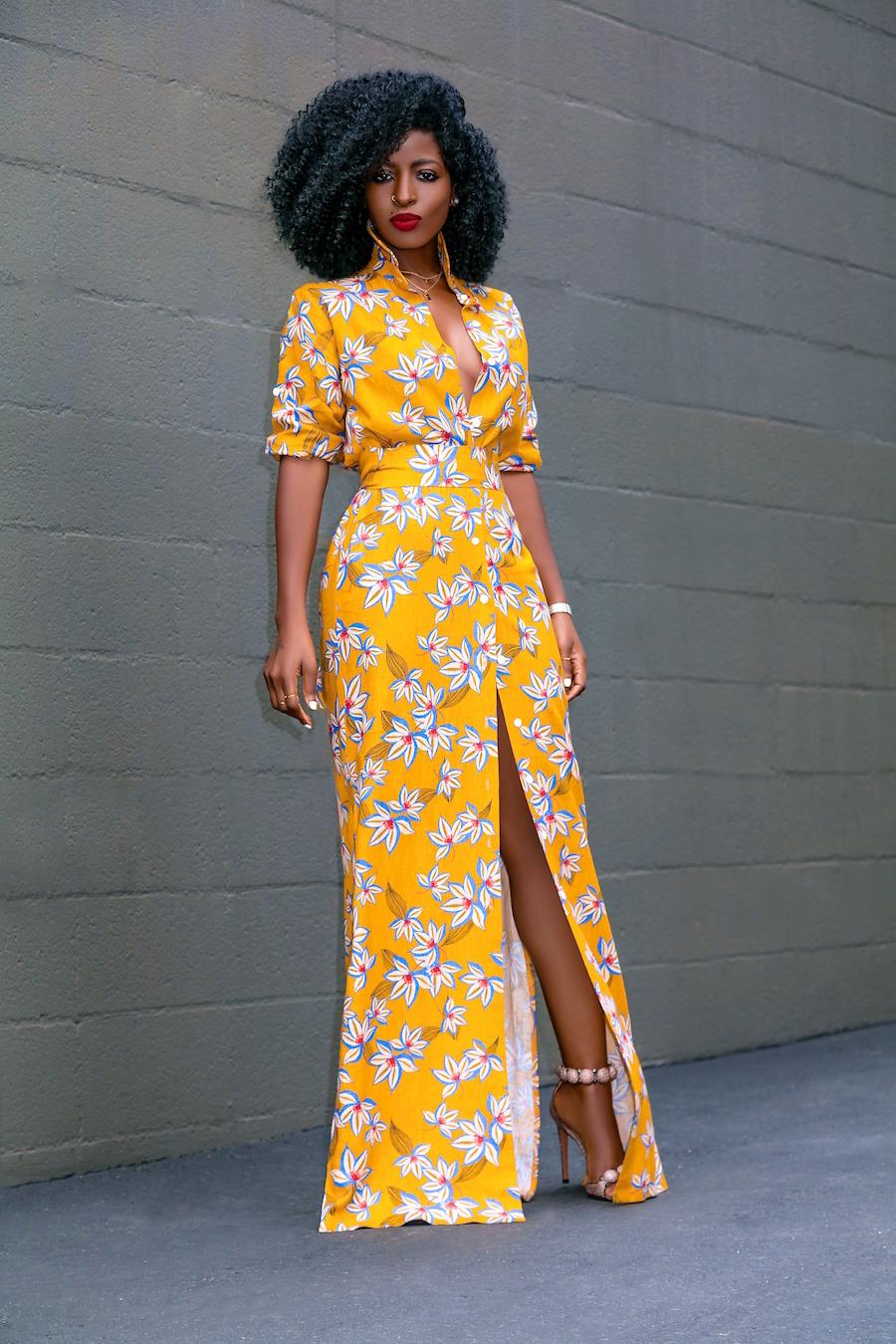 71149861f9 Vestidos Longos Estampados 25 Modelos Lindos Vestido - OneLetter.CO