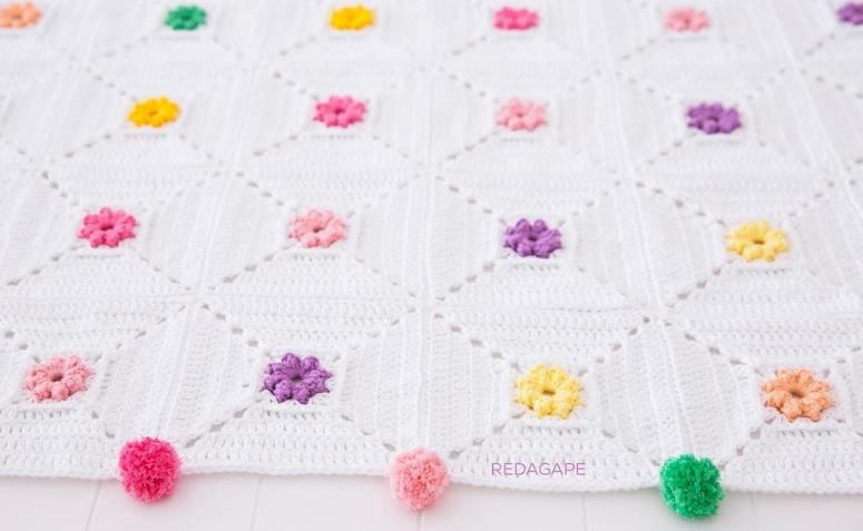 Tapete De Crochê Quadrado 80 Ideias Incríveis E Modelos Passo A Passo