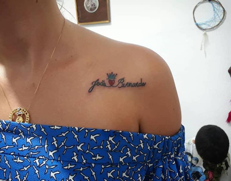 Tatuagem No Ombro 230 Fotos Com Dicas Para Você Fazer A Sua