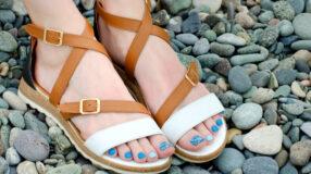 Unhas do pé decoradas: inspirações e tutoriais para pezinhos caprichados