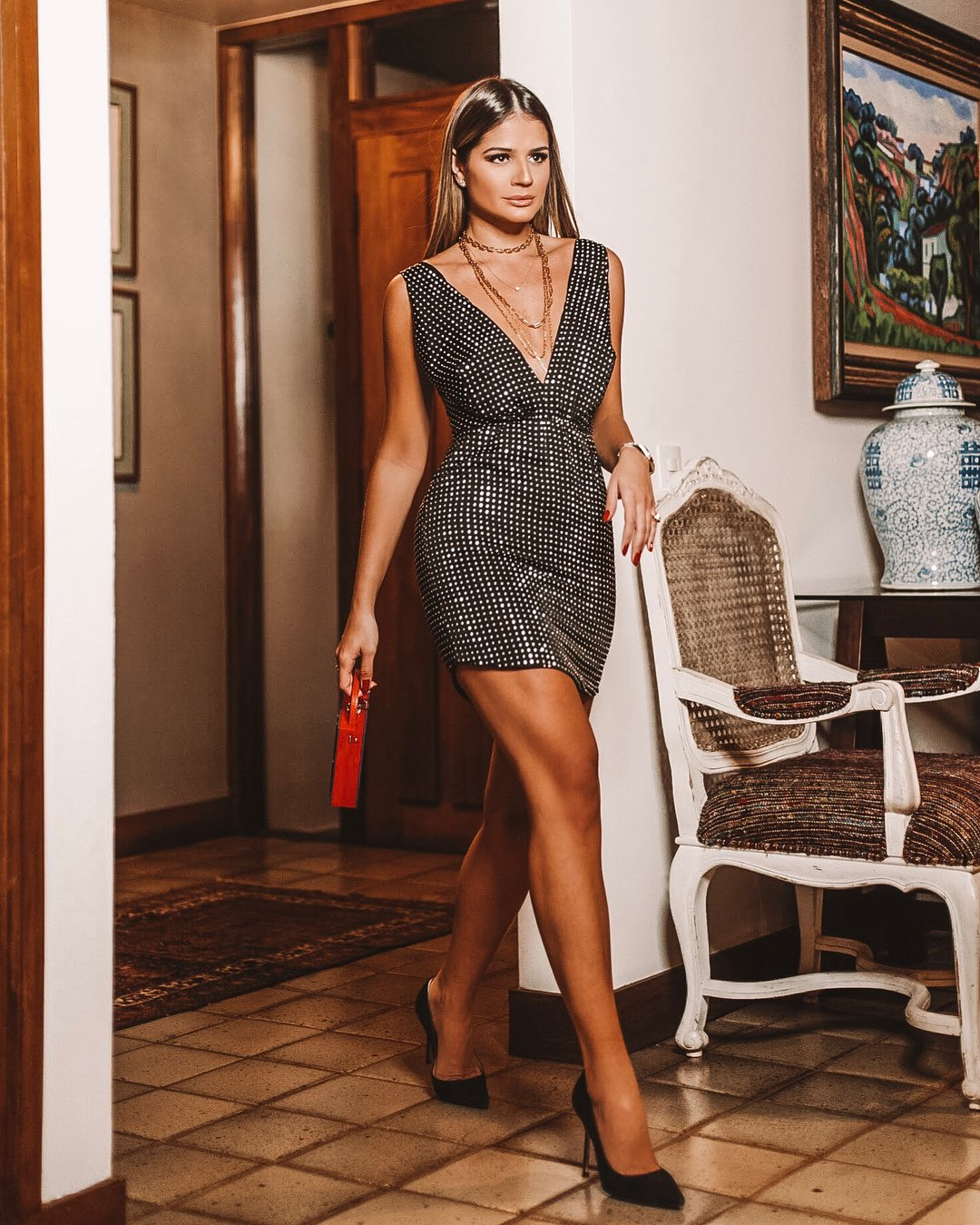 6d629f972 Vestido de festa curto: 100 ideias de como usar essa peça versátil