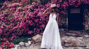 Vestido longo branco: 60 inspirações que provam a versatilidade da peça