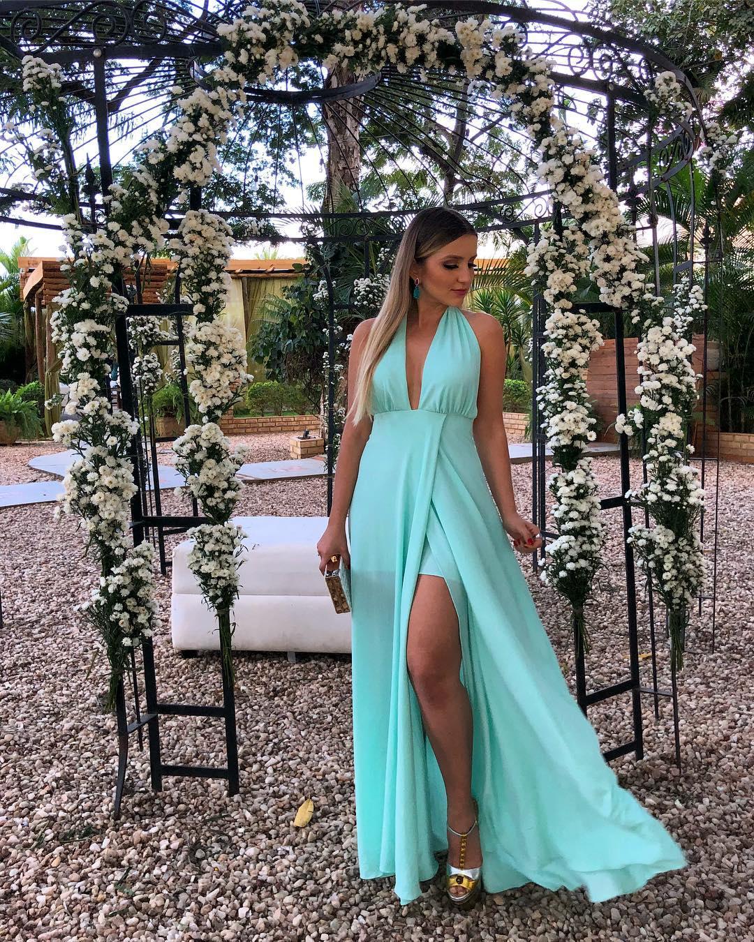 Vestido Para Casamento De Dia 75 Fotos Para Te Ajudar Nessa