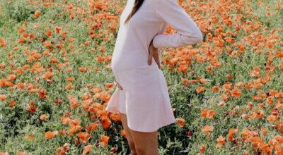Vestido para gestante: 60 modelos para esperar seu bebê com conforto