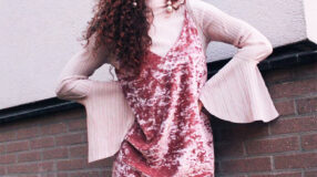 75 modelos de vestido rosa para se inspirar e sair de casa arrasando