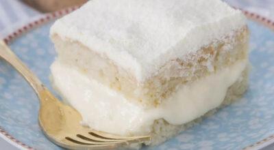 12 receitas de bolo gelado de leite Ninho para adoçar e refrescar seus dias