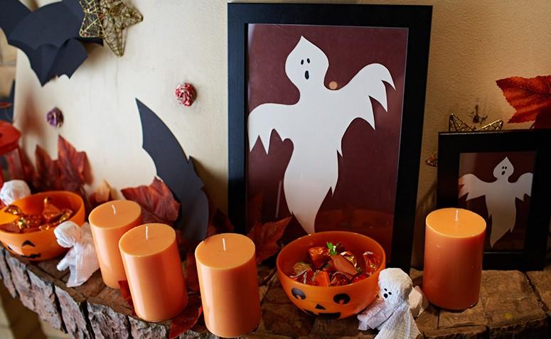 Tem Na Web - Decoração de Halloween: tutoriais e 110 ideias para você se inspirar