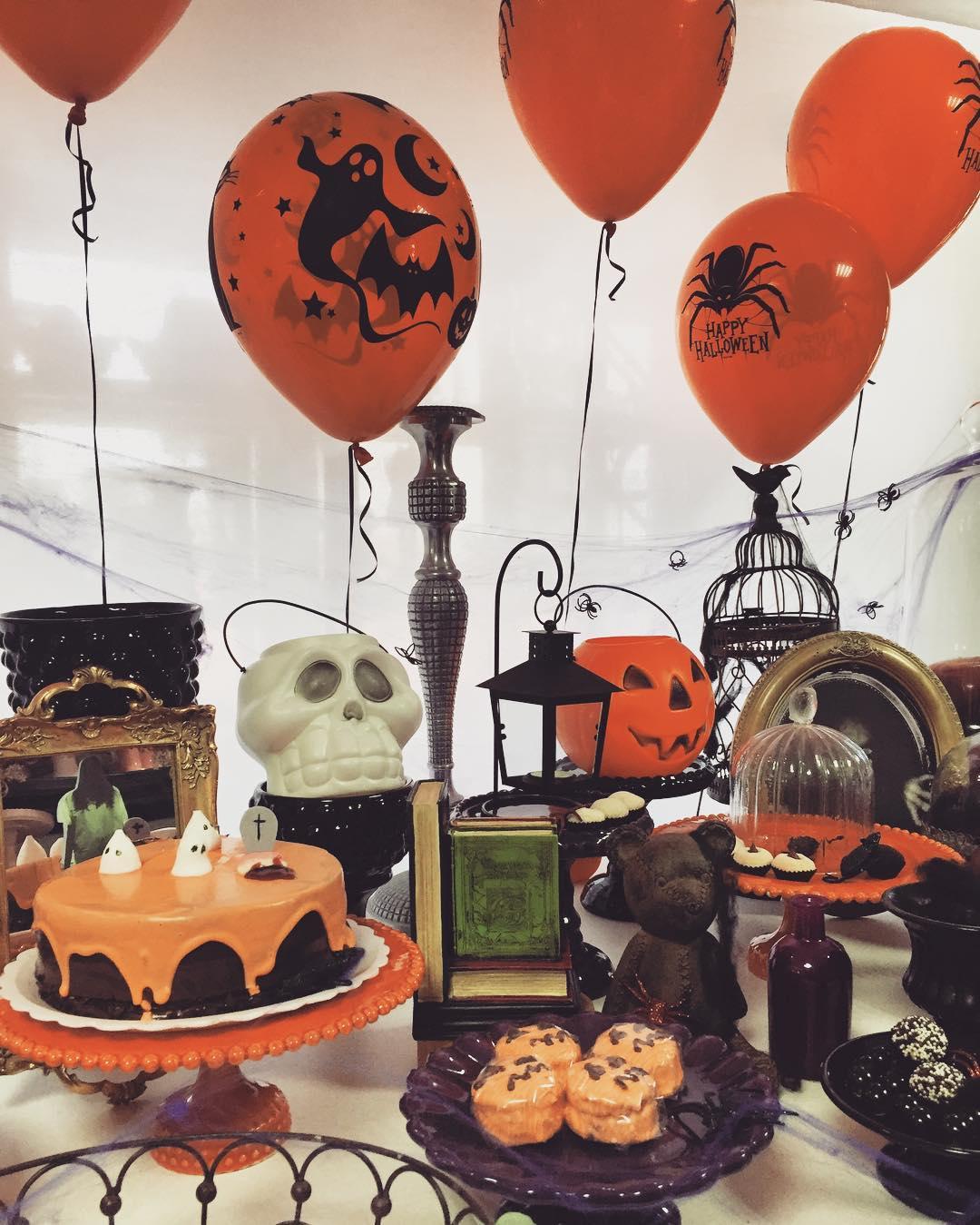 Decoracao De Halloween Para Festa De Aniversario.Decoracao De Halloween Tutoriais E 110 Ideias Para Voce Se Inspirar
