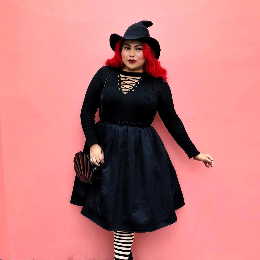 2b45e7ce7 Fantasias de Halloween  50 ideias criativas e 10 tutoriais fáceis de ...