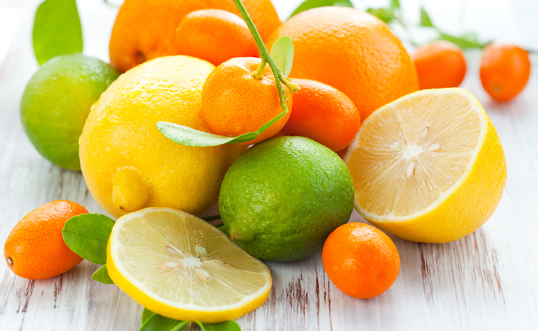 Frutas cítricas: conoce sus beneficios para la salud