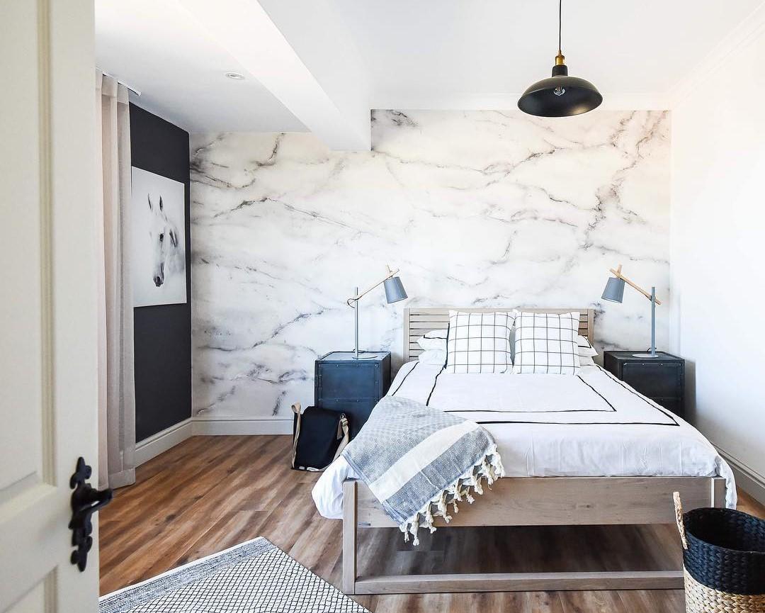 Papel de parede para quarto: 70 modelos para te inspirar