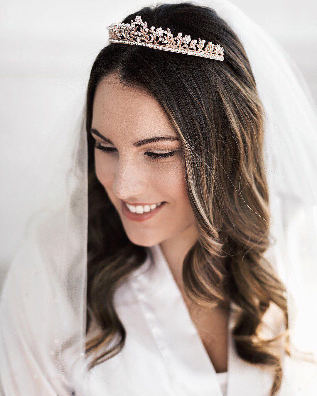 Penteados Para Noivas 120 Ideias Perfeitas Para Você Escolher