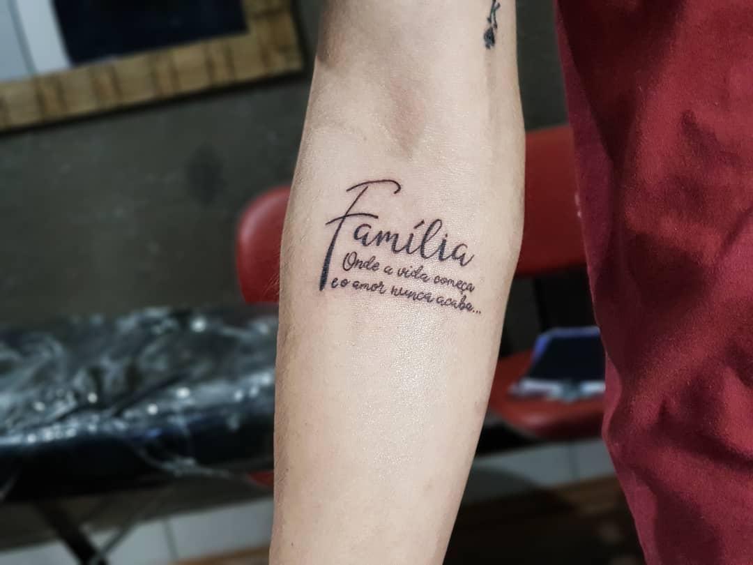 Tatuagem De Família 90 Opções Para Registrar Todo O Seu Amor