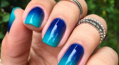 60 ideias e tutoriais de unhas degradê para caprichar na nail art