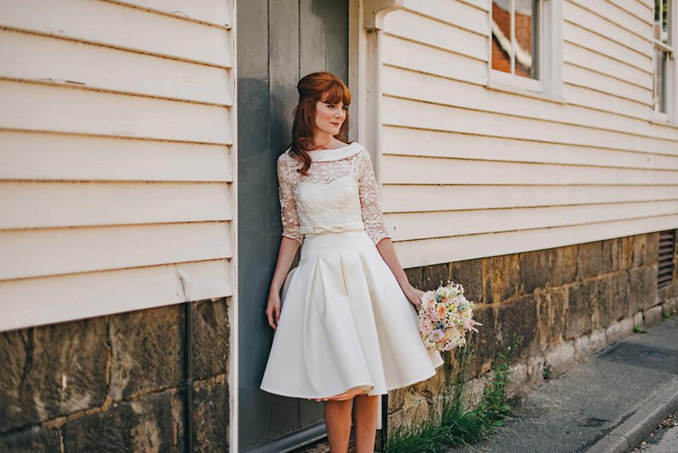 Tem Na Web - Vestido de noiva curto: 65 modelos charmosos para cerimônias modernas