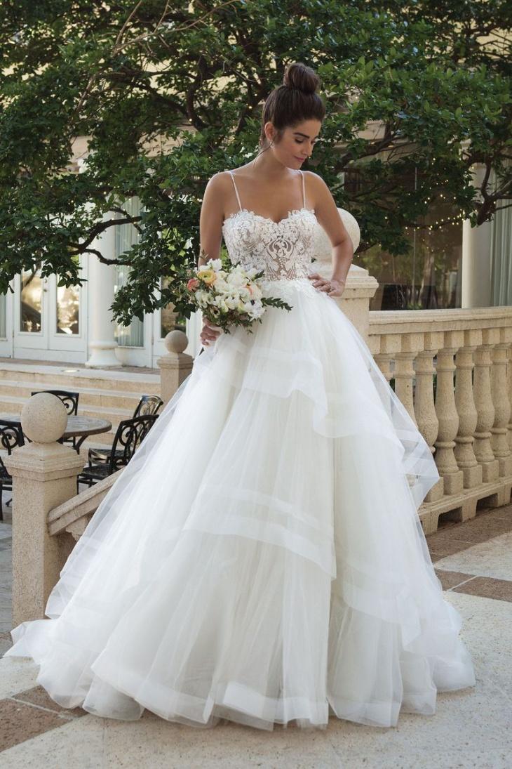 Vestido De Noiva Princesa 111 Modelos Para Viver Um Conto