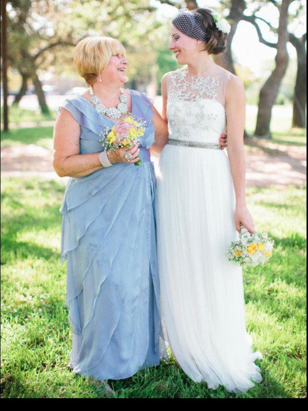 5198e19bcf Vestido para mãe da noiva  150 fotos para você escolher o modelo ideal