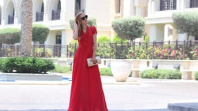 Vestido vermelho longo: 50 inspirações para arrasar e se destacar