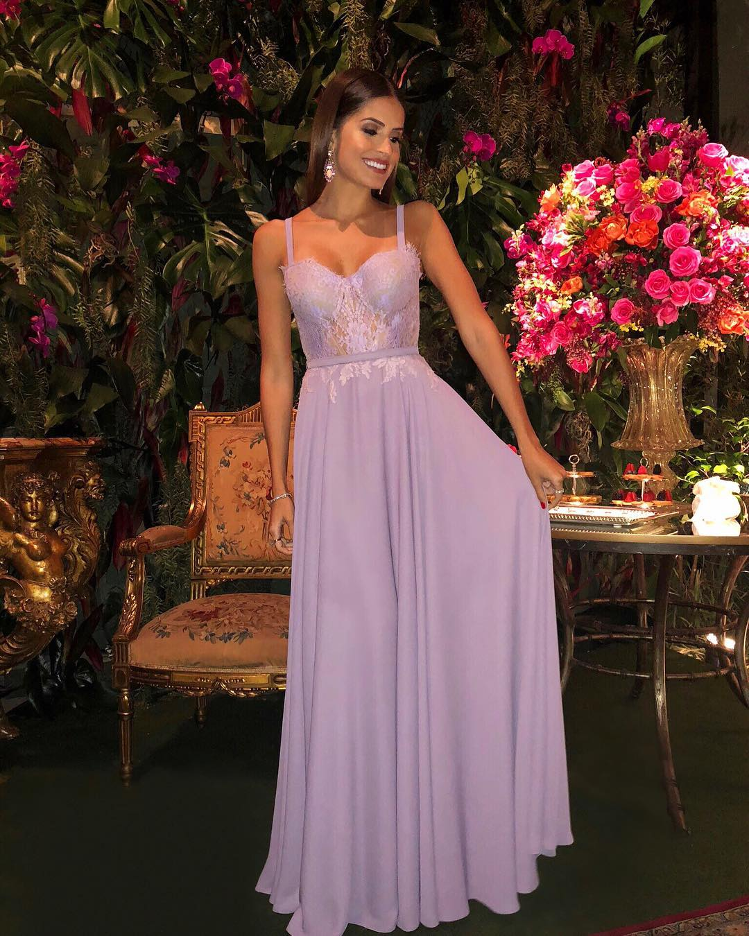 46e6a788cf 130 vestidos de formatura para você ficar linda e ser o destaque da ...