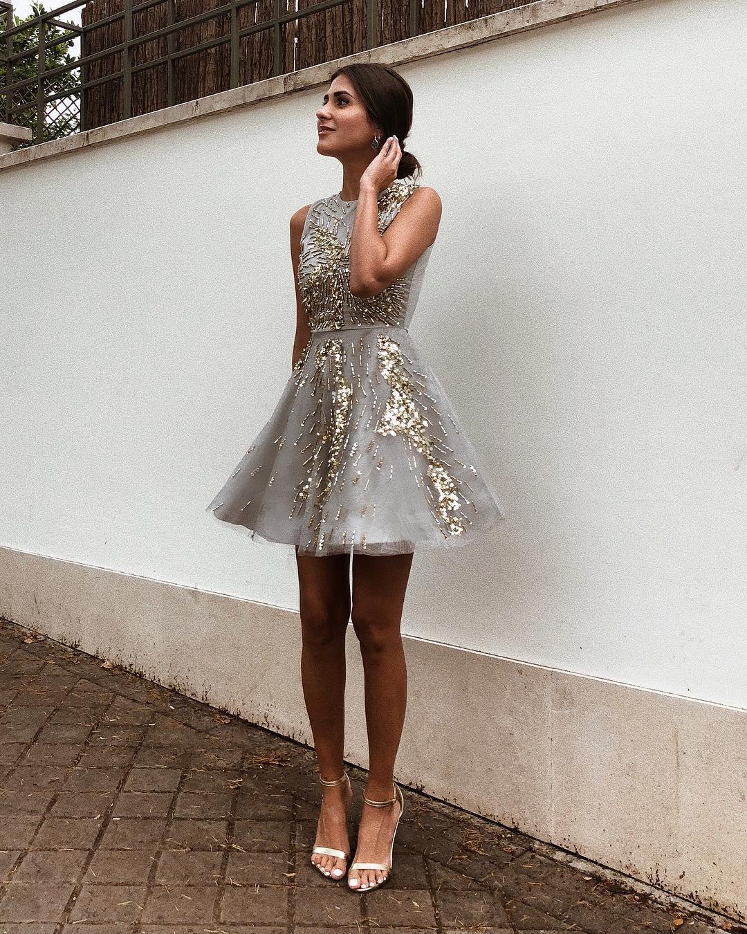 d5f64e0be 130 vestidos de formatura para você ficar linda e ser o destaque da ...