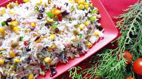 25 receitas de arroz de Natal para deixar este dia mais saboroso