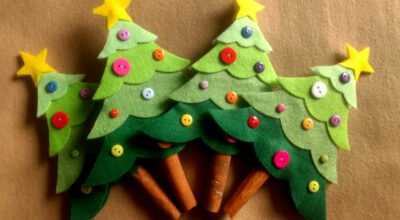 Artesanato de Natal: 100 ideias para decorar, presentear ou vender
