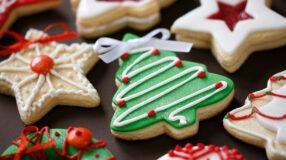 Biscoitos de Natal: 40 receitas para presentear e saborear