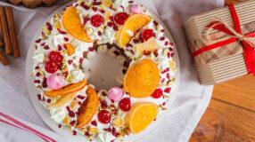 33 receitas de bolo de Natal para uma ceia completa e inesquecível