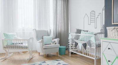 70 ideias de quarto de bebê masculino que são uma fofura