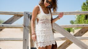 Saída de praia de crochê: dicas e tutoriais para te inspirar a usar a peça