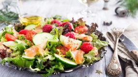 Salada de Natal: 26 receitas especiais para deixar a ceia mais completa