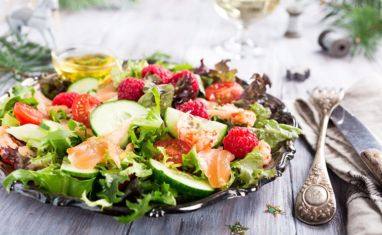 Salada para Natal e Reveillon - Salada de Maionese …