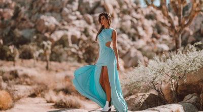 Vestido azul Tiffany: 80 maneiras de usar essa cor vibrante e sofisticada