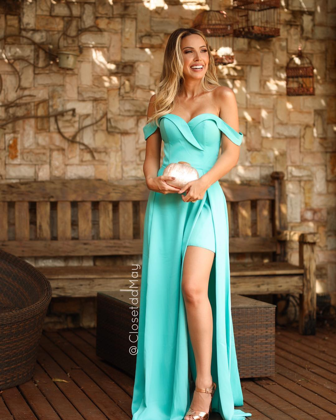 1917234d121b Quimica da Gabi: Vestido azul Tiffany: 80 maneiras de usar essa cor ...