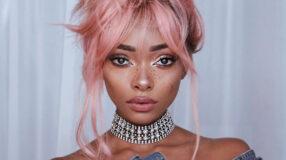 Cabelo rosa pastel: 40 fotos para te inspirar e como fazer